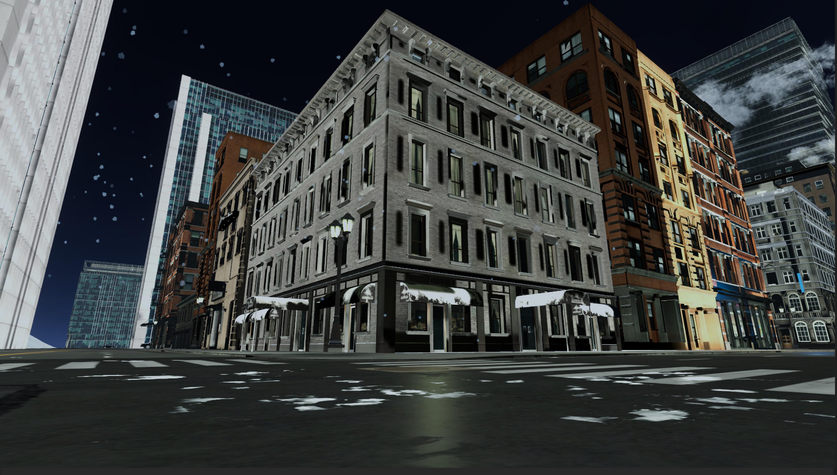 VR City Game