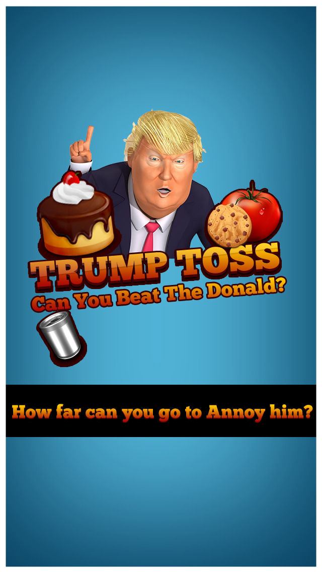 Trump Toss: Can you Beat the Donald ?