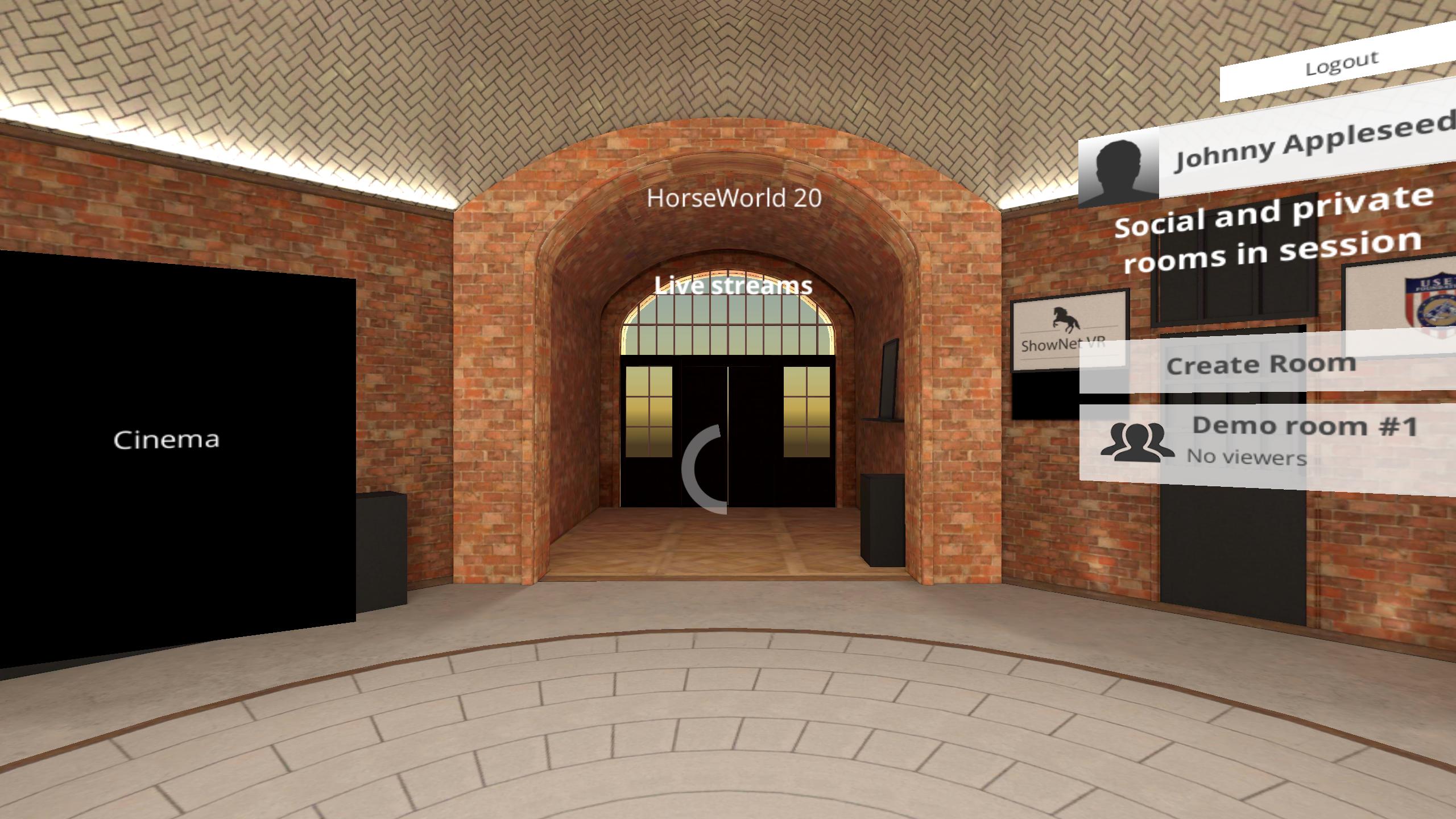 HorseWorld VR