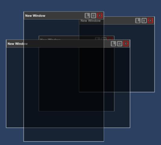 Draggable GUI Windows