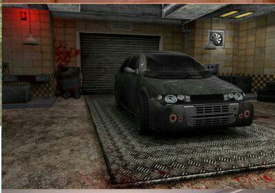Zombie Road (Prototype)