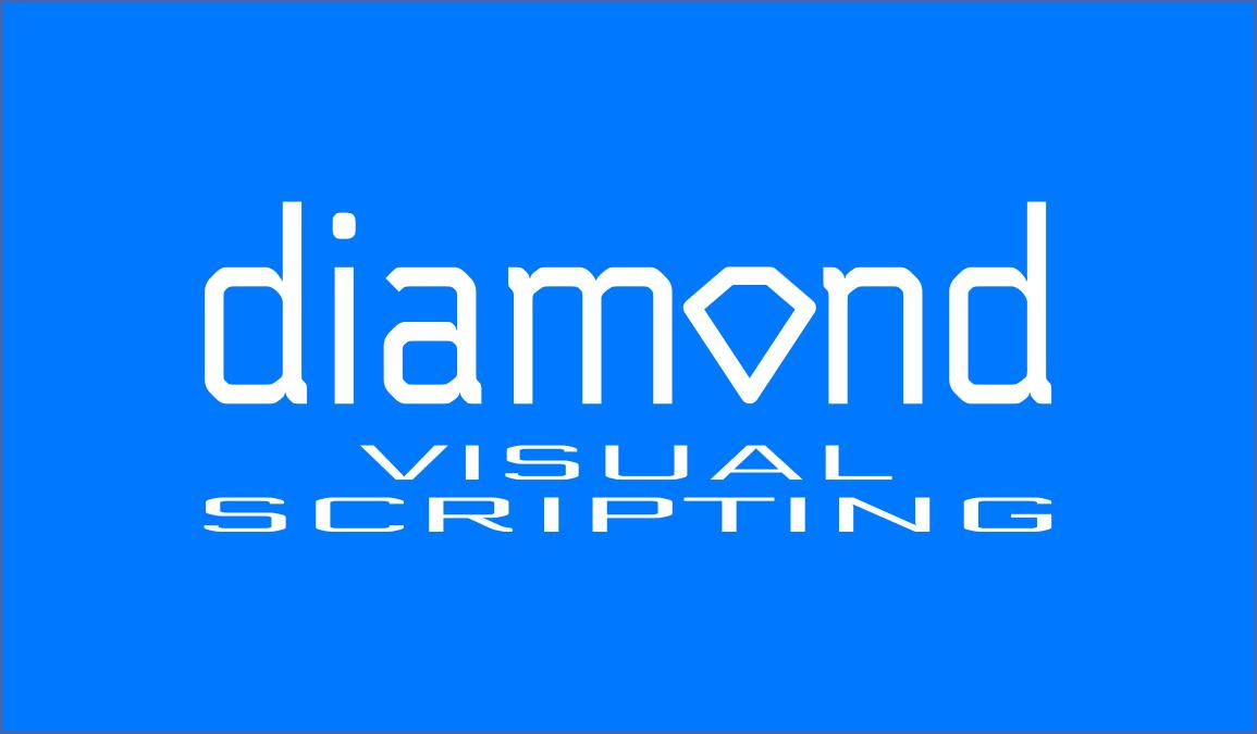Diamond - Visual Scripting - Code it like an Artis