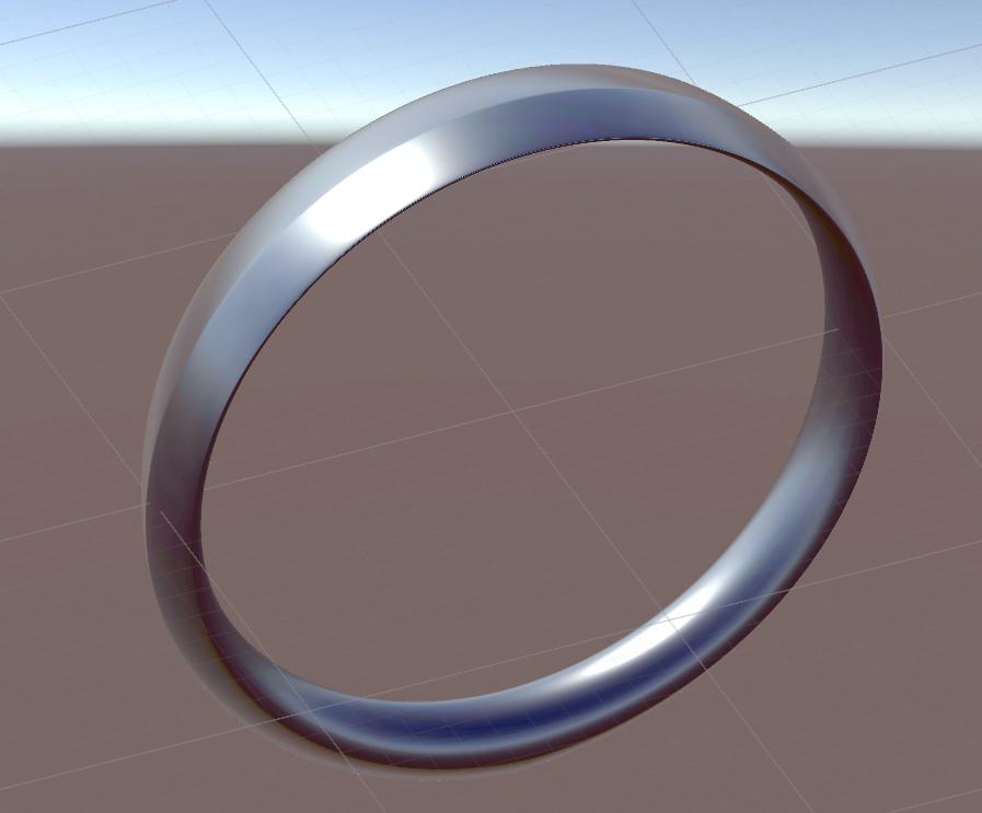 Customisation Ring