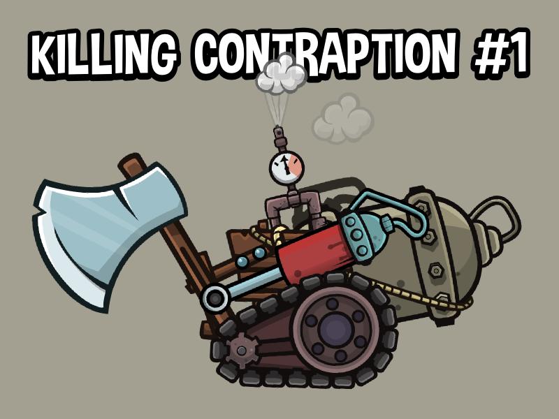 Killing contraption #1