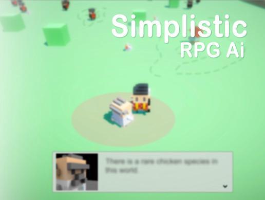 Simplistic RPG Ai