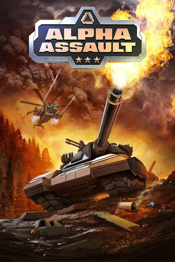 Alpha Assault - Tank Warfare