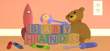 Baby Hands on SteamVR!