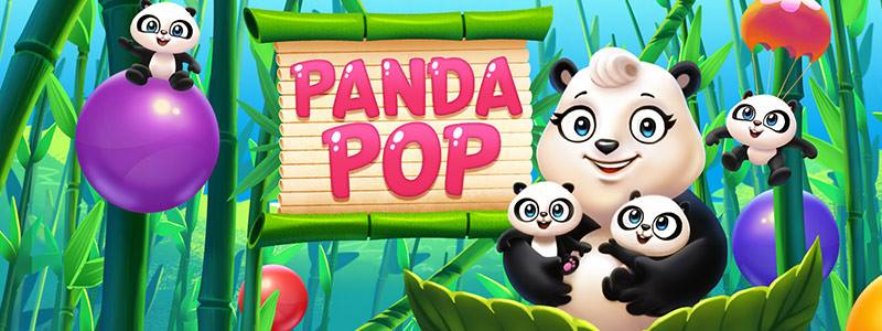 Panda Pop- Bubble Shooter