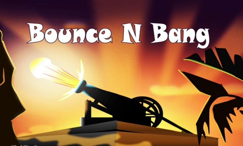 Bounce N Bang - Physics Puzzle Free Game