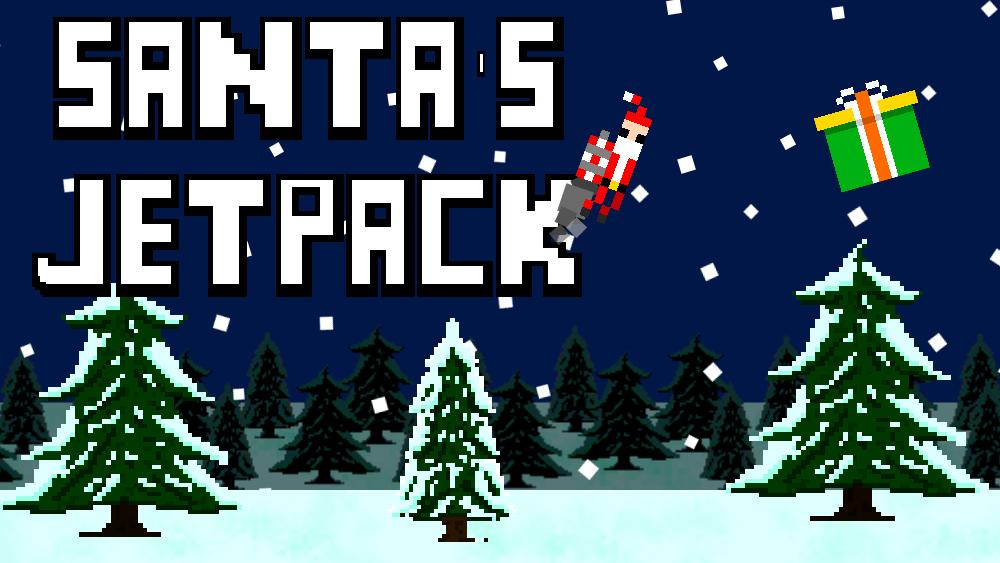 Santa's Jetpack