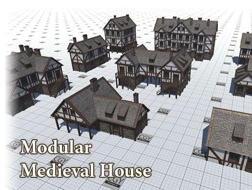 Modular Medieval House