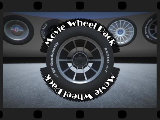 Movie Wheel Pack