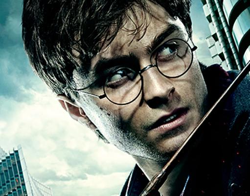 Harry Potter 7: Motorbike Escape