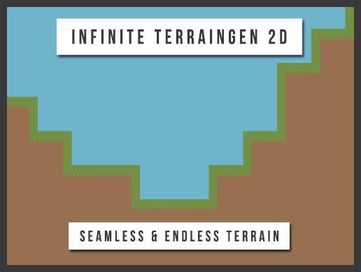 Infinite TerrainGen 2D