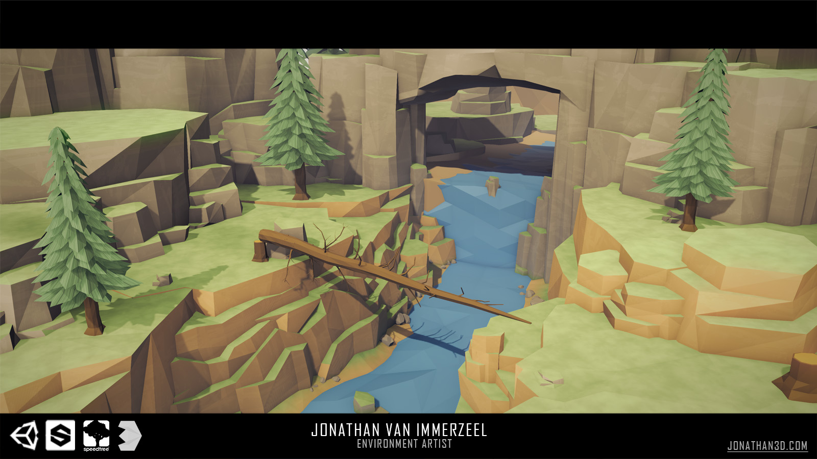 Lowpoly works