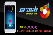 Crash the color