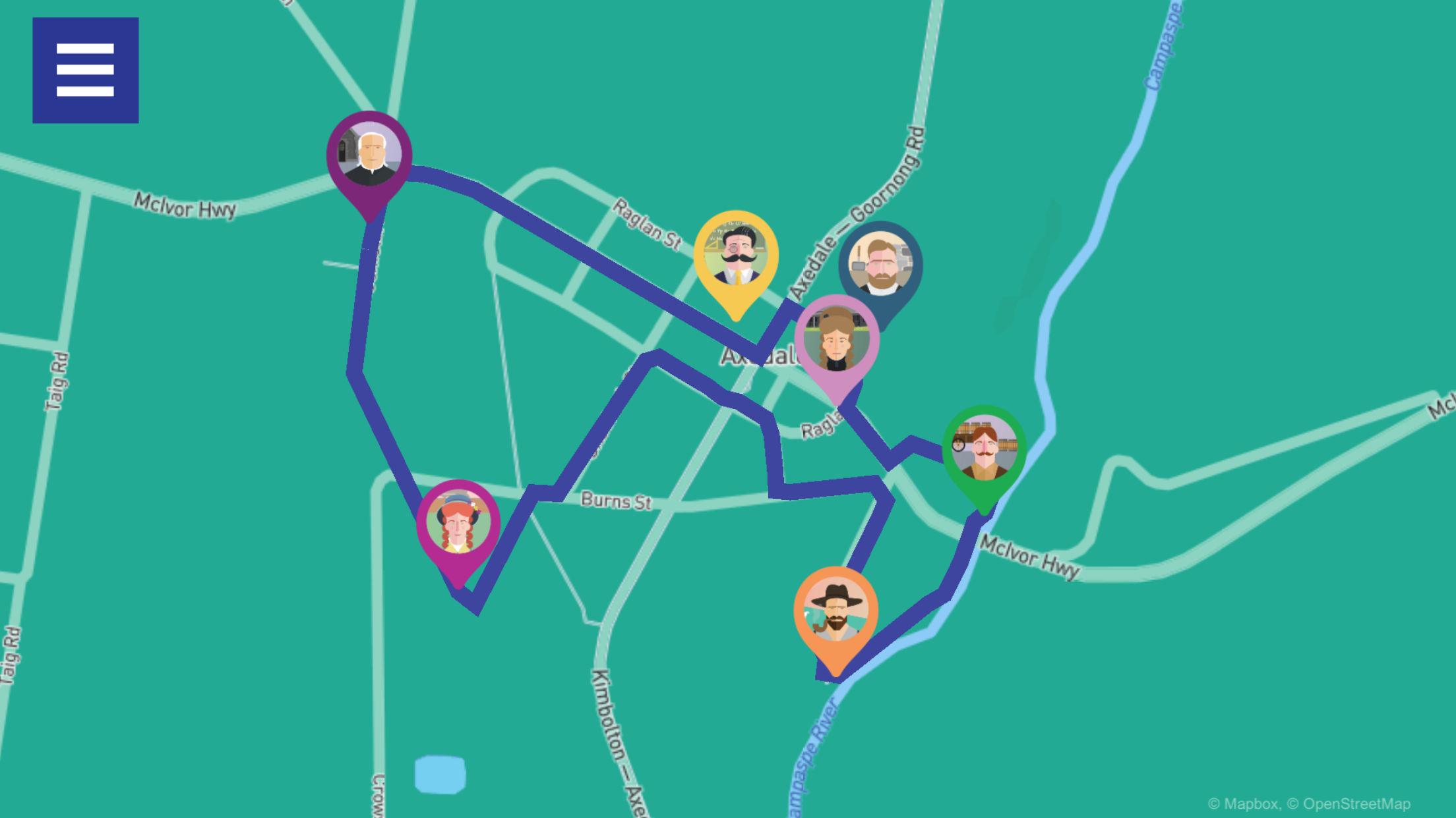 Axedale Historical Loop
