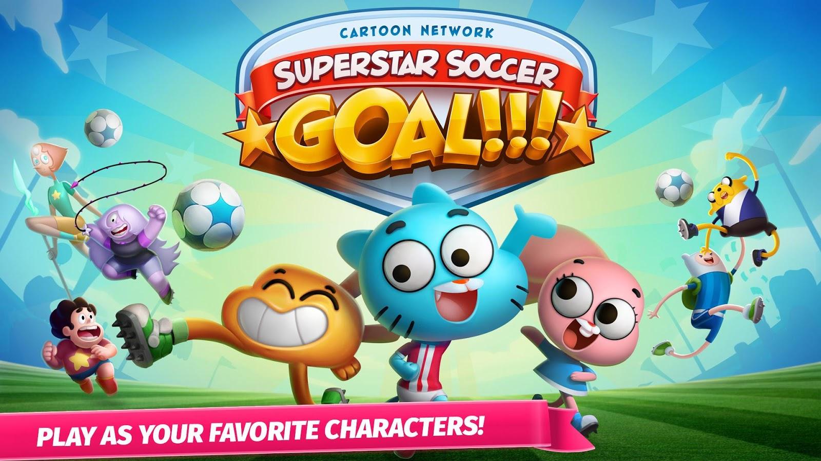 Superstar Soccer: Goal!!