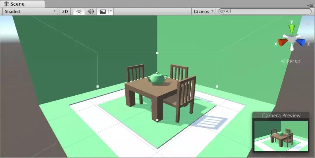 Unity着色器训练营(3) - 替换着色器方法(上)