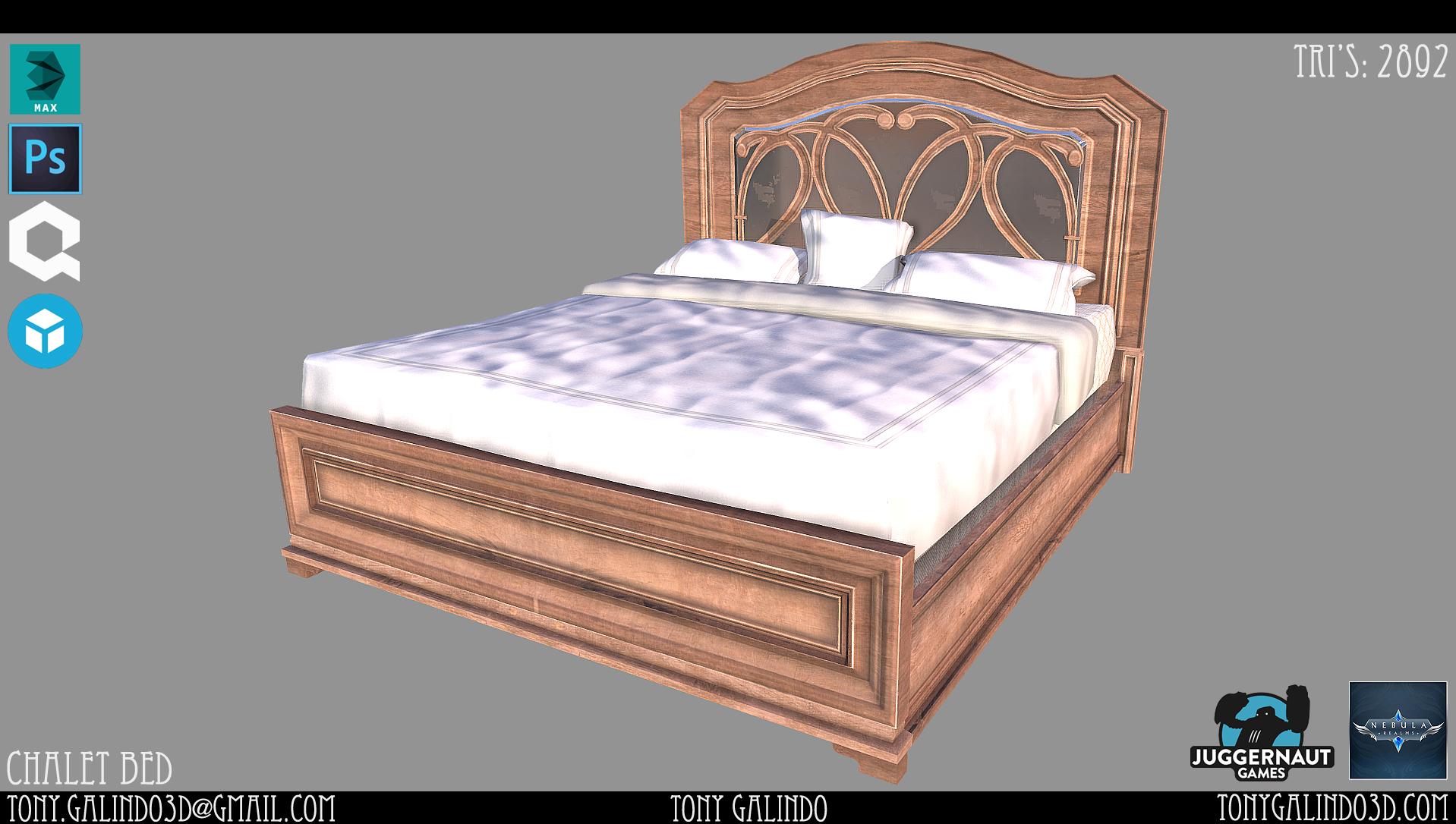 Nebula Realms - Chalet Furniture Pack