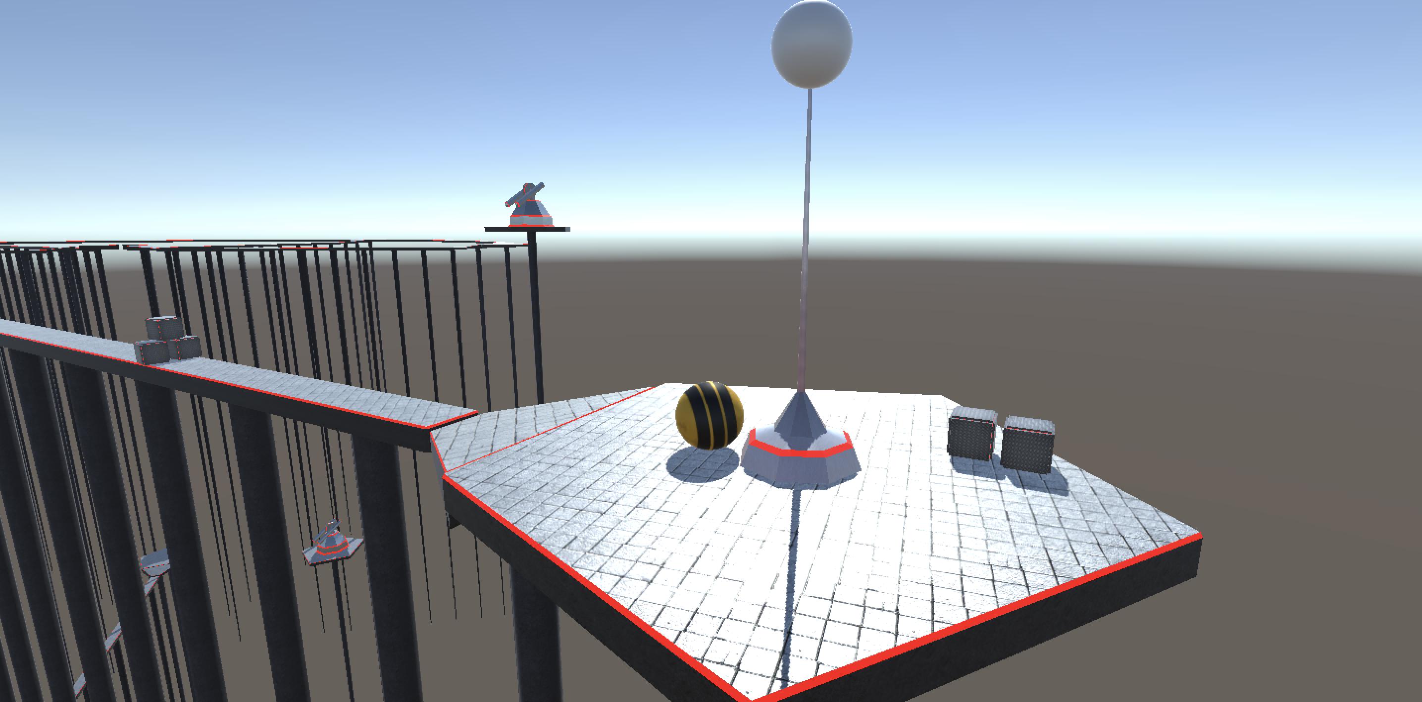 Ball Arcade