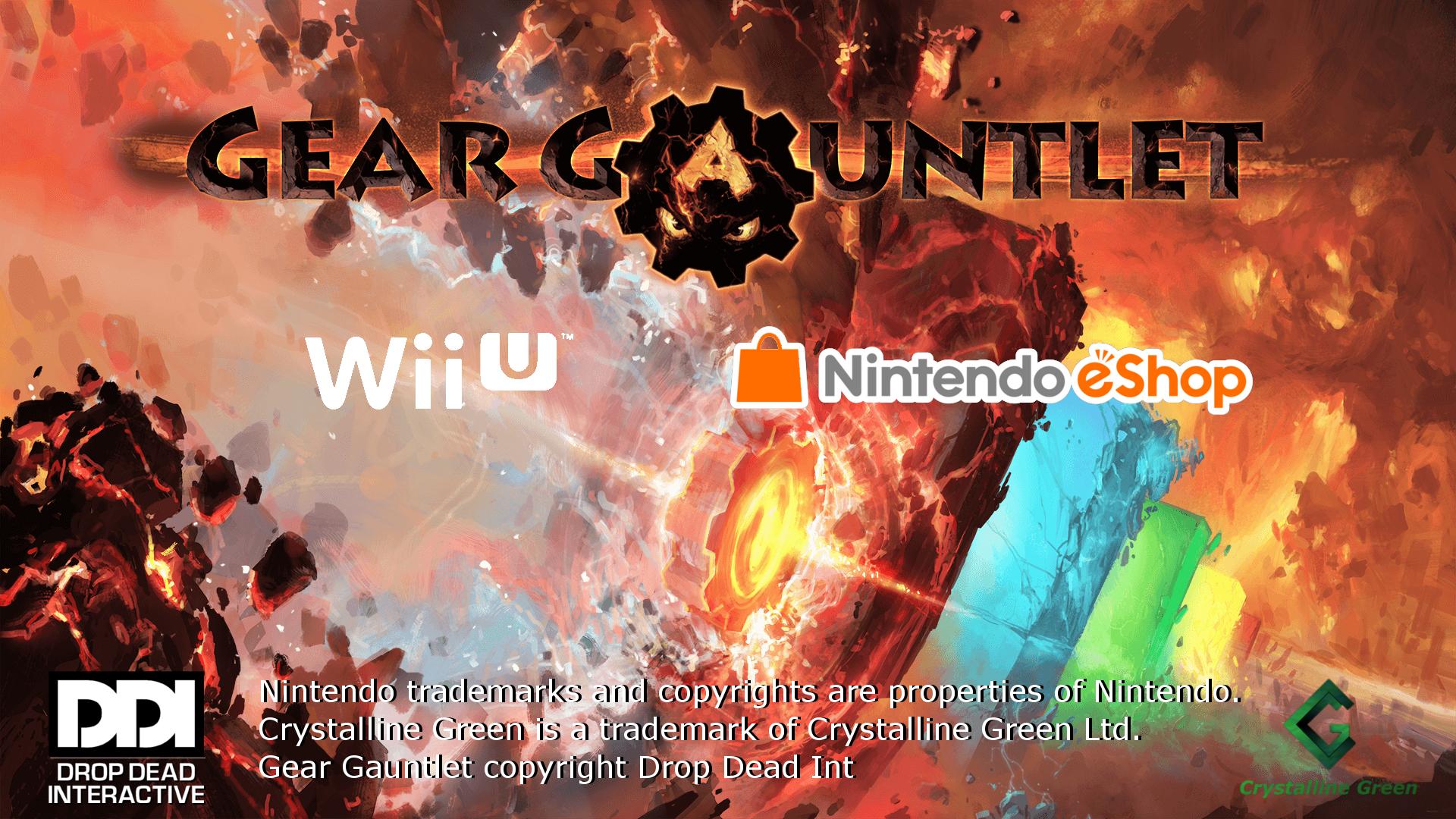 Gear Gauntlet - Wii U & Steam port