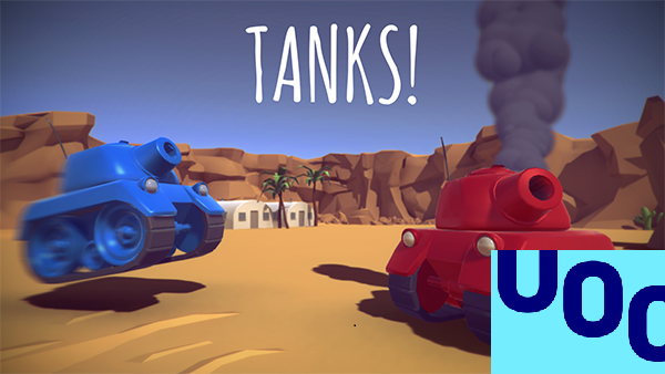 Tanks ! LAN & WAN Multiplayer [UOC Proyect]