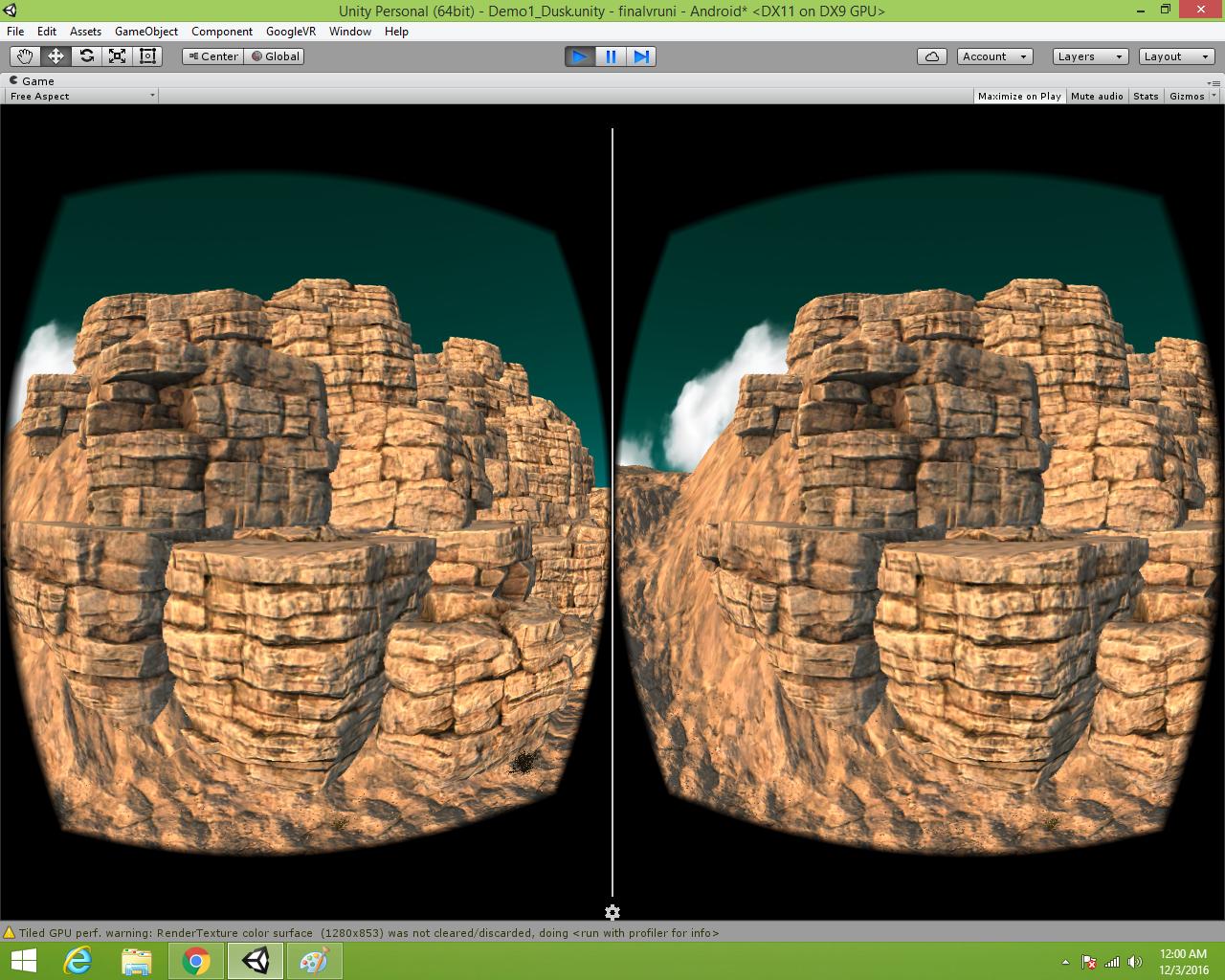 VR Shooting Game The Dark Shadows