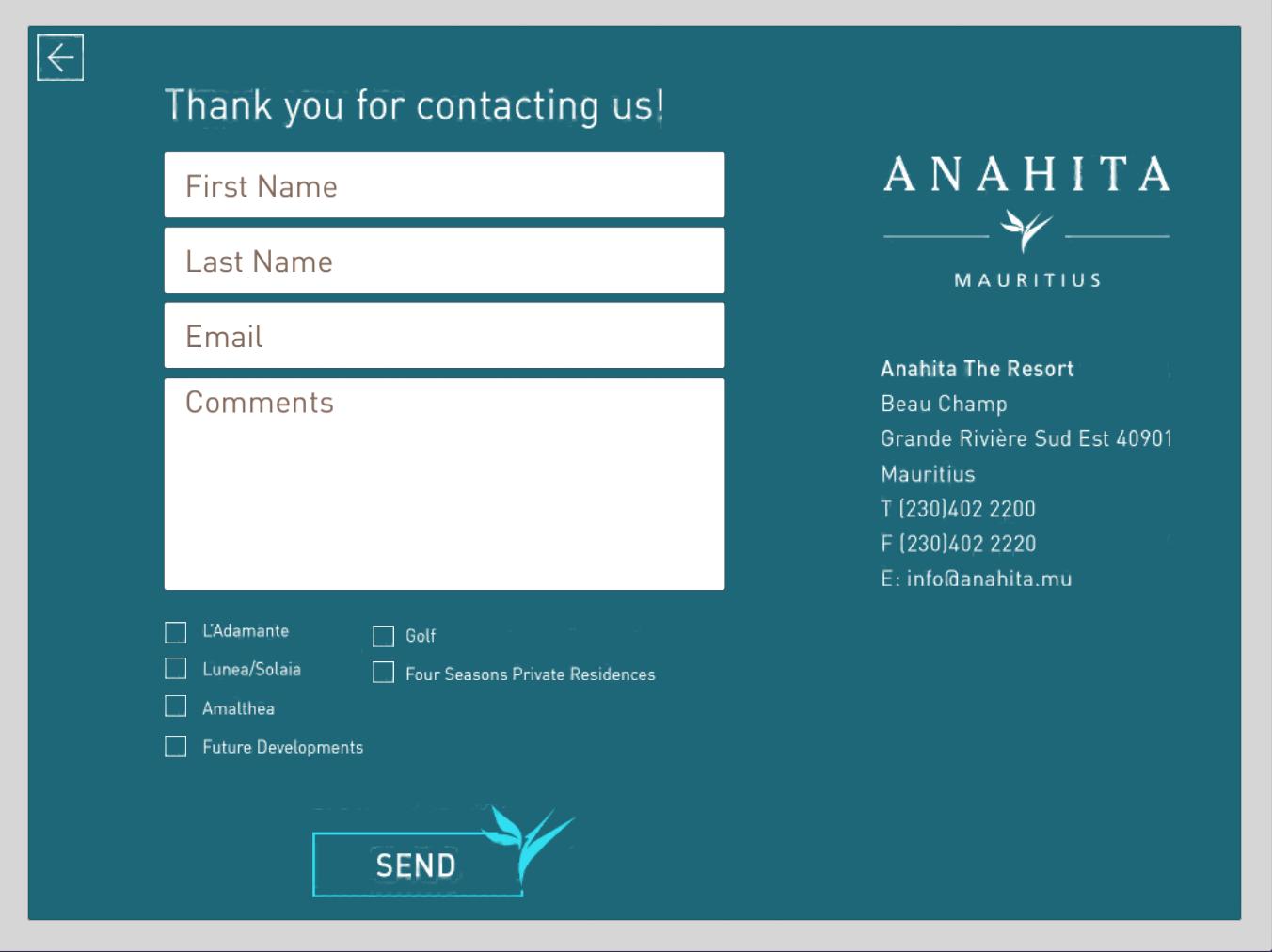 Anahita (IOS)