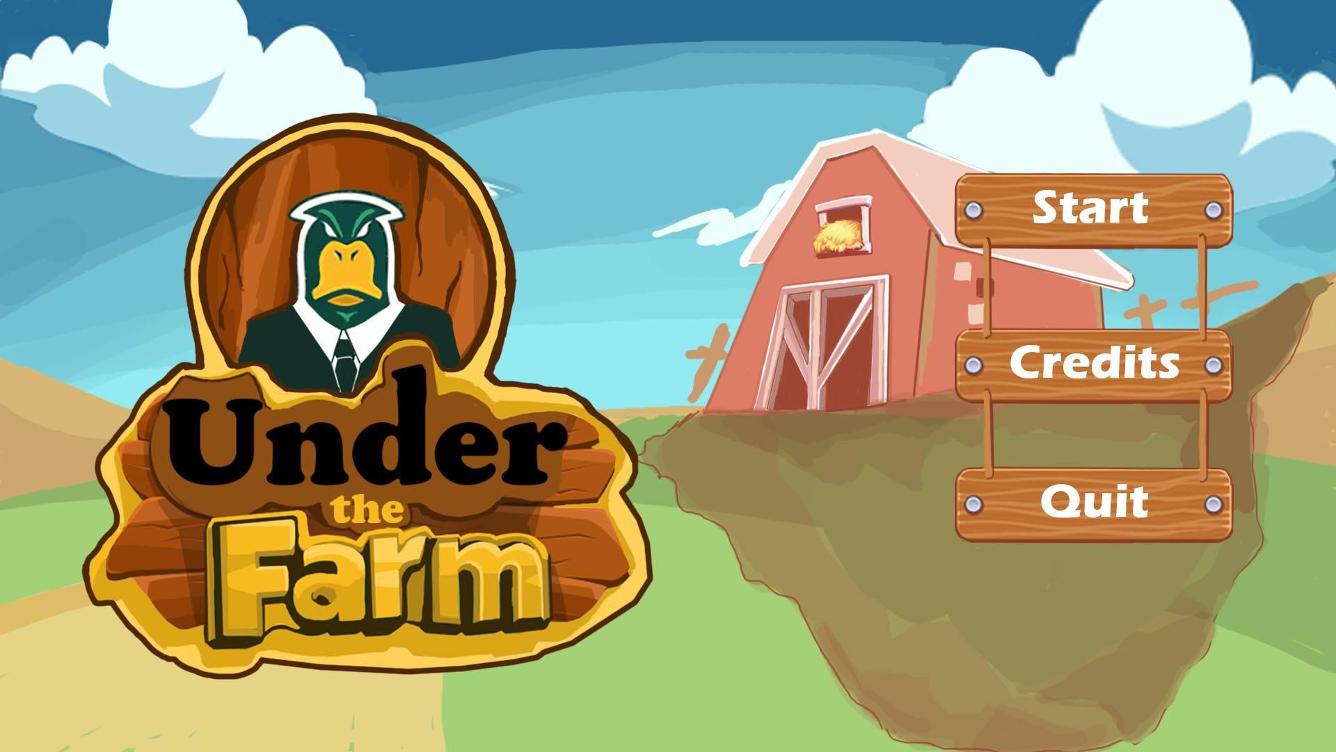 Under The Farm