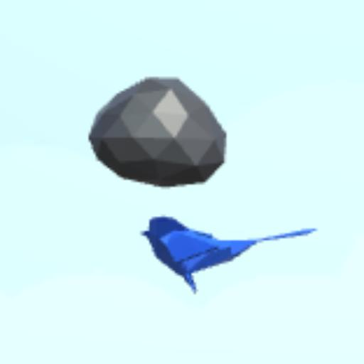 Birds and Stones