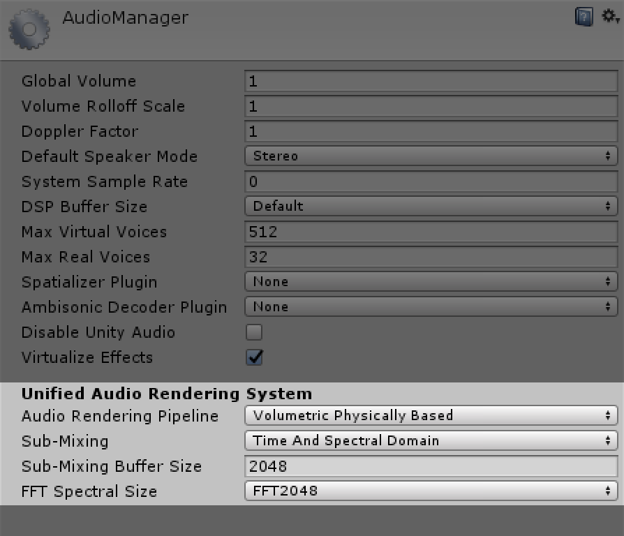 Unified Physically-Based Audio Rendering and the future of audio in