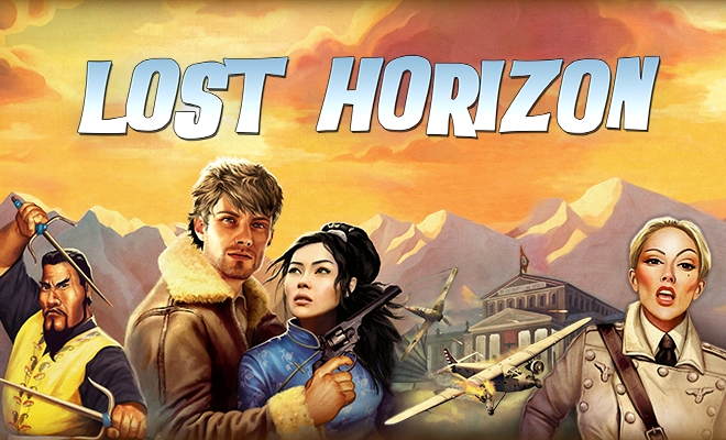 Lost Horizon - mobile