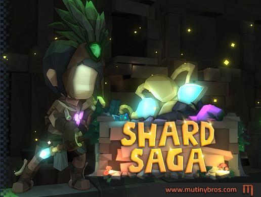 Shard Saga: Fantasy Hero Pack
