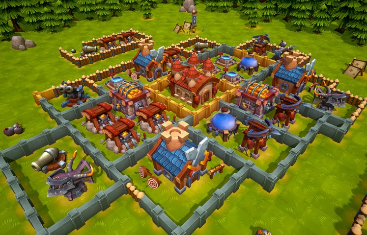Battle Village - RTS Pack