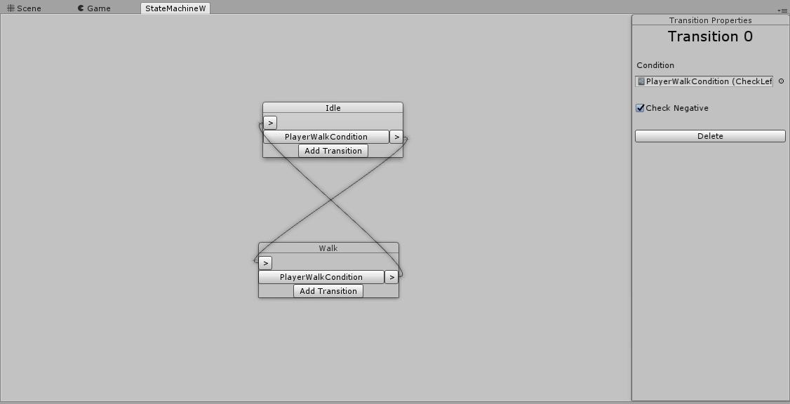 Plugin-Based State Machine Framework with a Visual Scripting Tool