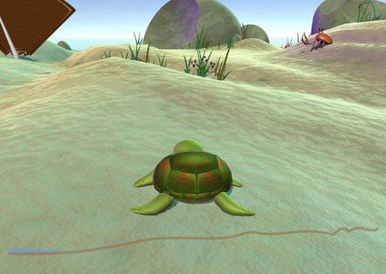 GGJ '17- Turtle Rush