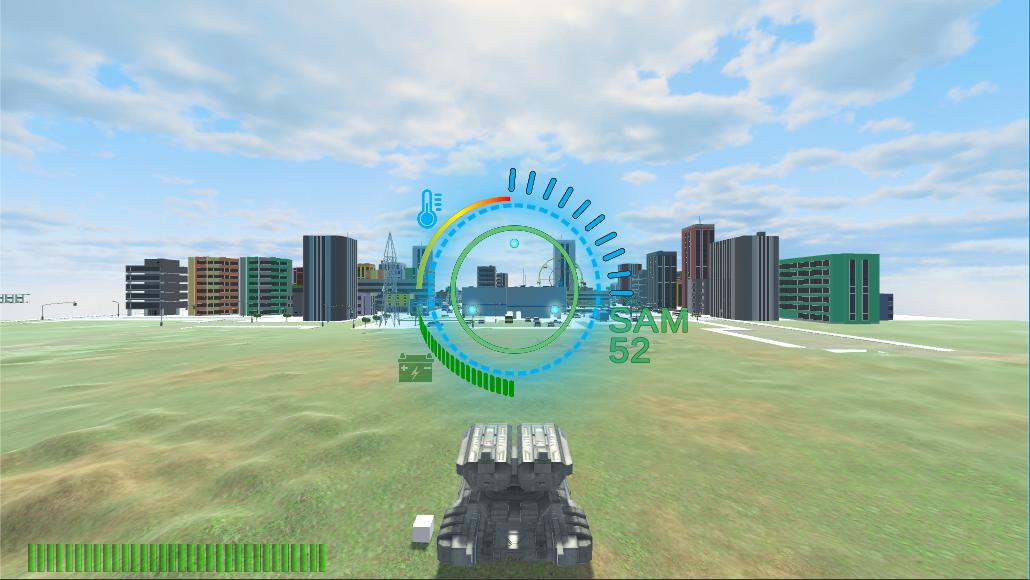 Air Raid Defender