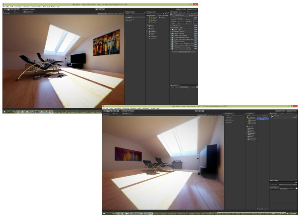 Room - 3D Visualization