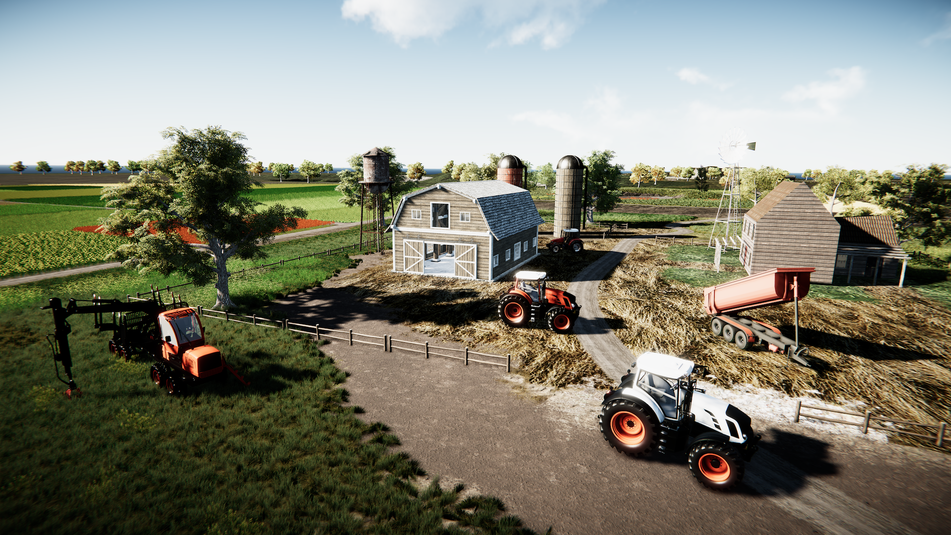 Agriculture [WIP]