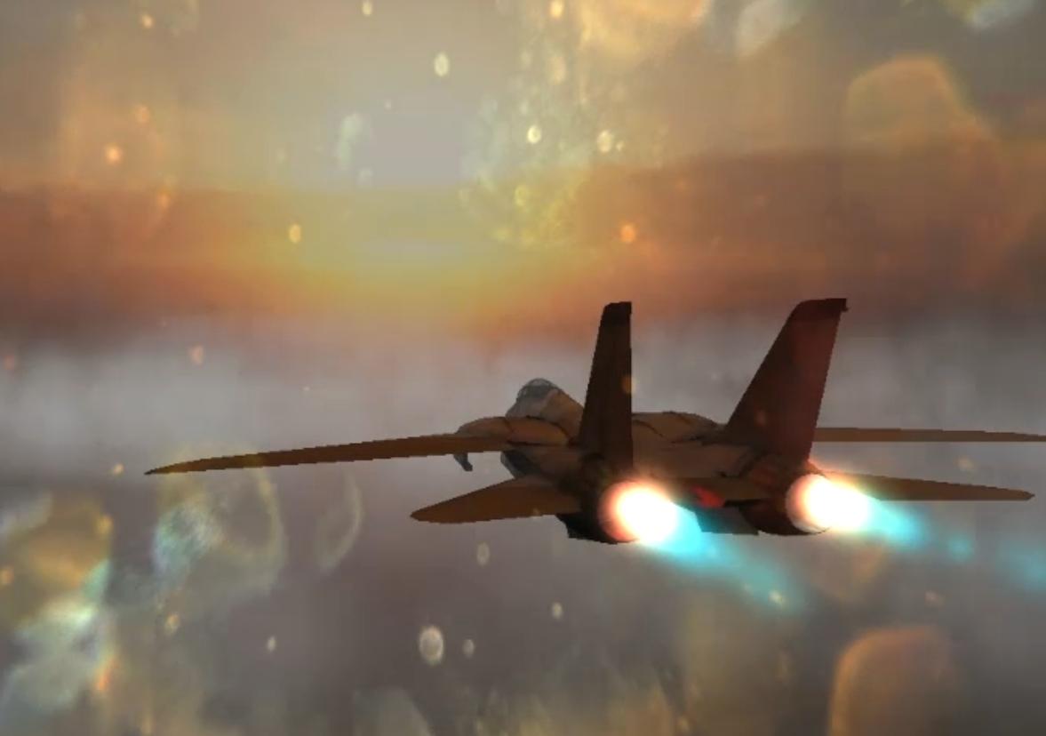 Warplane Game Example