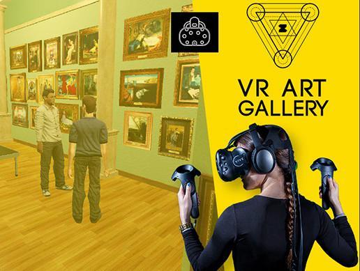 VR ART Gallery