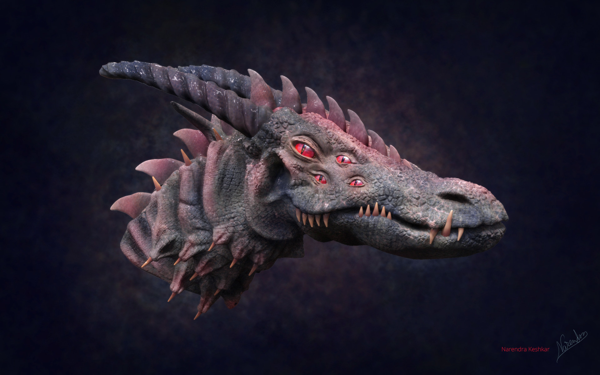 Dragon Sculpt