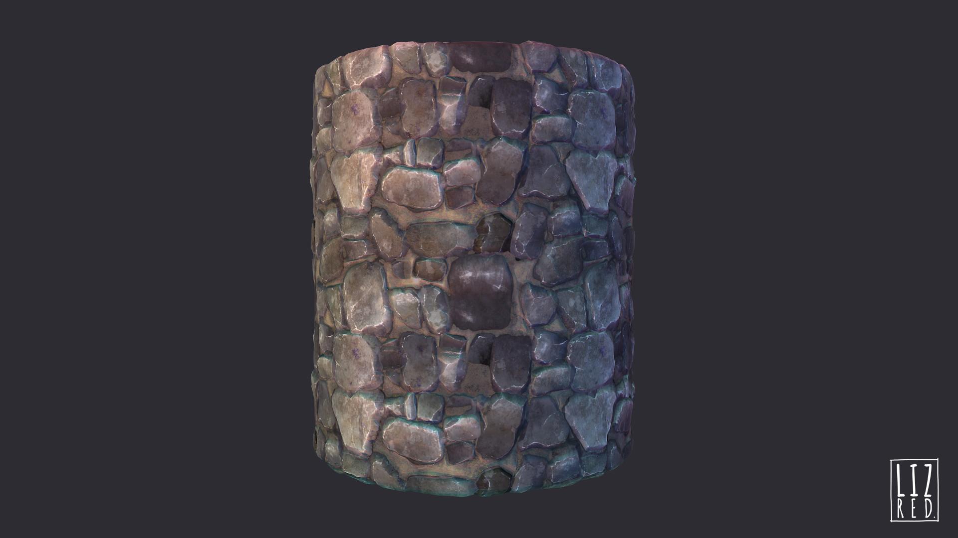 Rock Wall (Substance Designer)