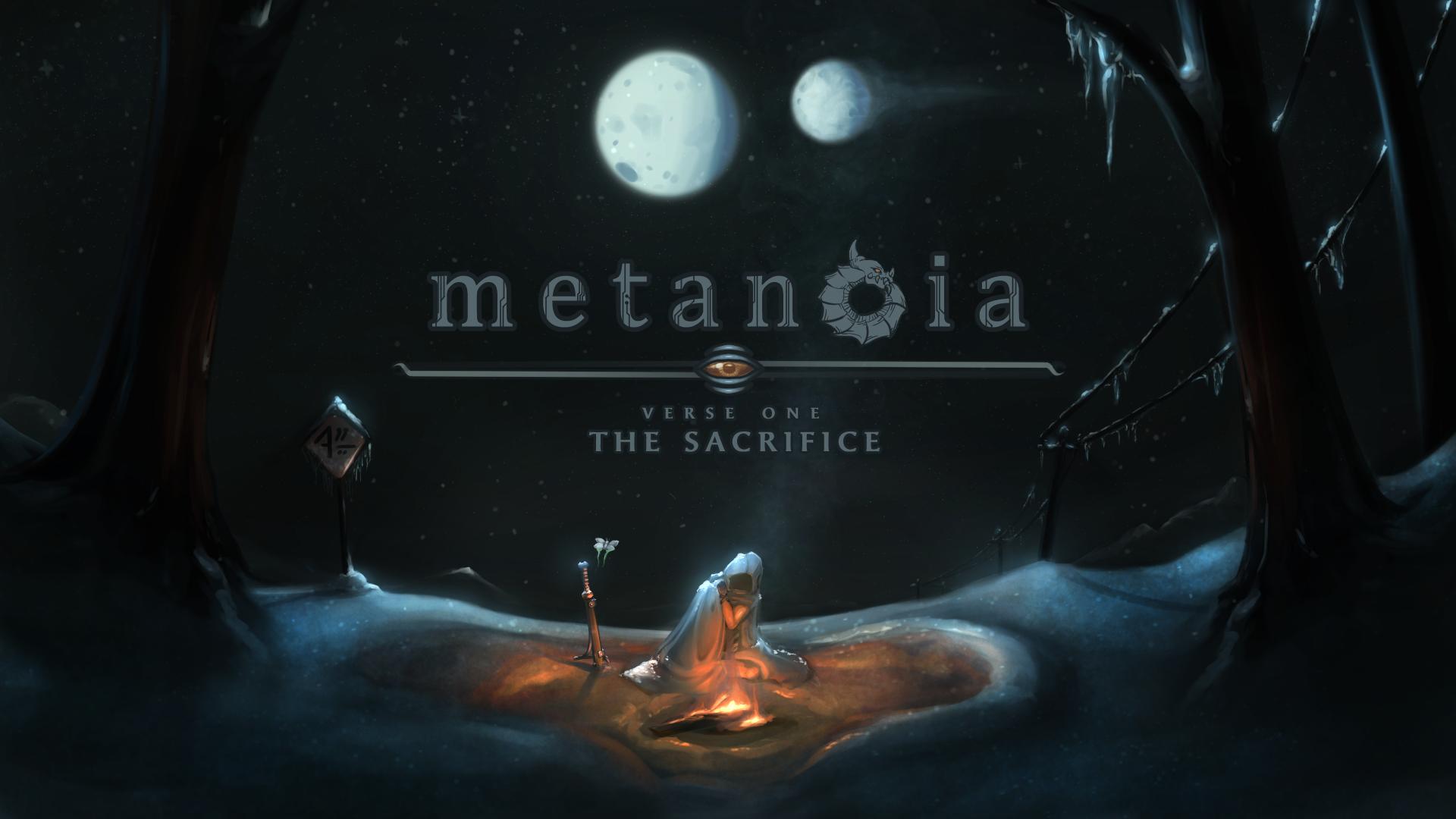 Metanoia: The Sacrifice