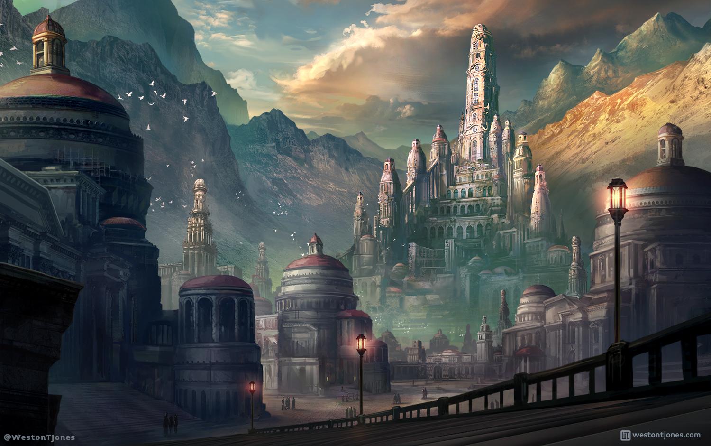 Necropolis City