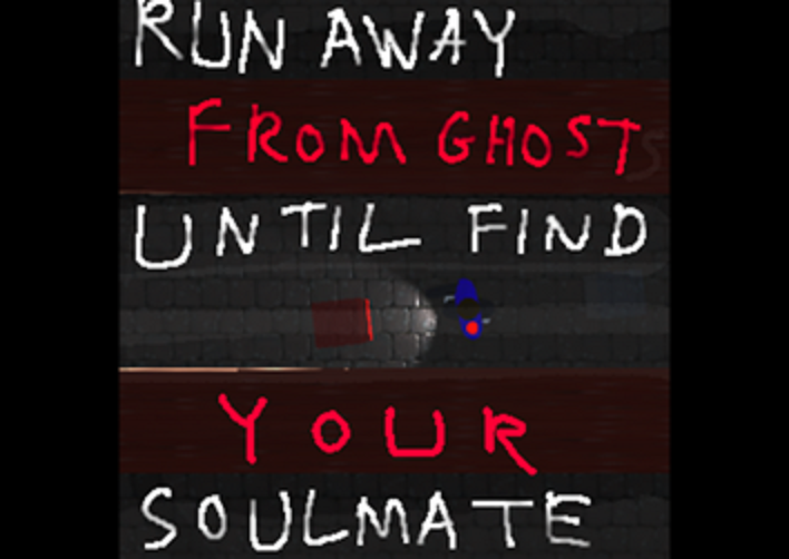 Stay Away From Ghosts!