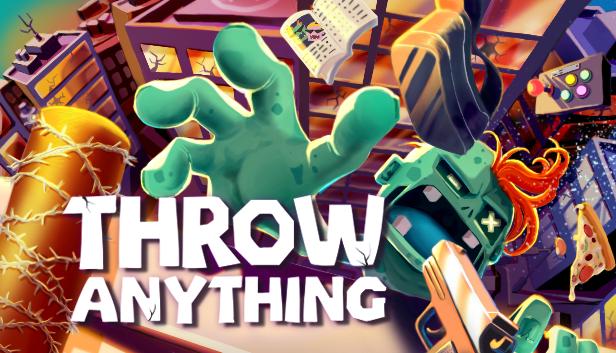 [MWU Korea '18] Throw Anything / VisualLight