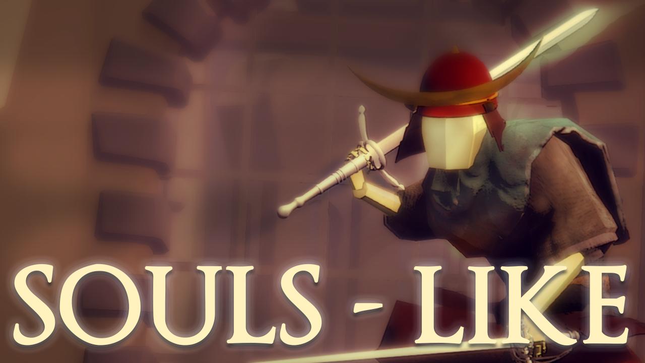 Souls-like Tutorial series