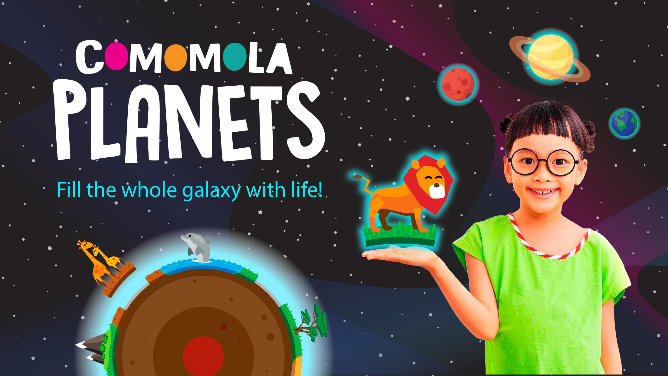 Comomola Planets